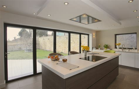 Fitted Kitchen Design Ideas - bi fold door installers in kendal cumbria the lake district