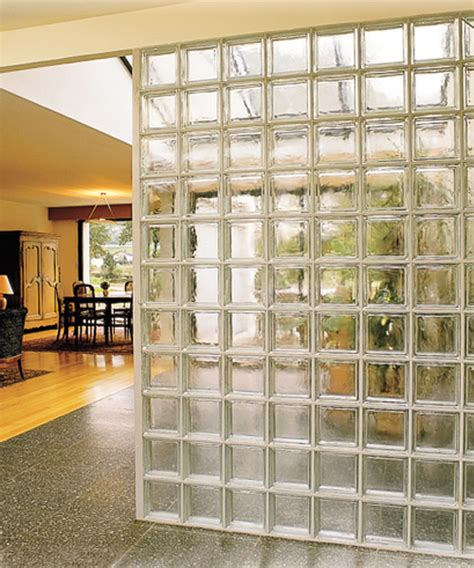 brique de verre cuisine la rochere architecture du verre briques de verre glass blocks glass bricks paroi cubiver