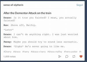 Harry Potter - ... Drarry Fanfiction