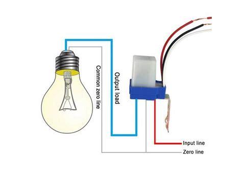 Automatic Auto Off Photocell Street Light Switch Photo