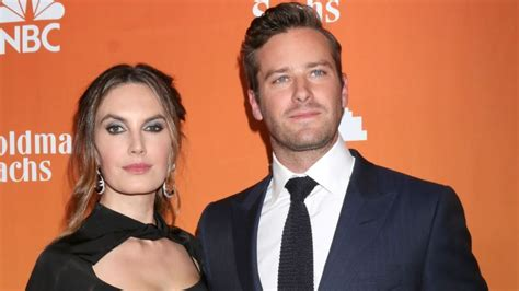 Armie Hammer's Ex-Wife Elizabeth Chambers Is 'Sickened' by ...