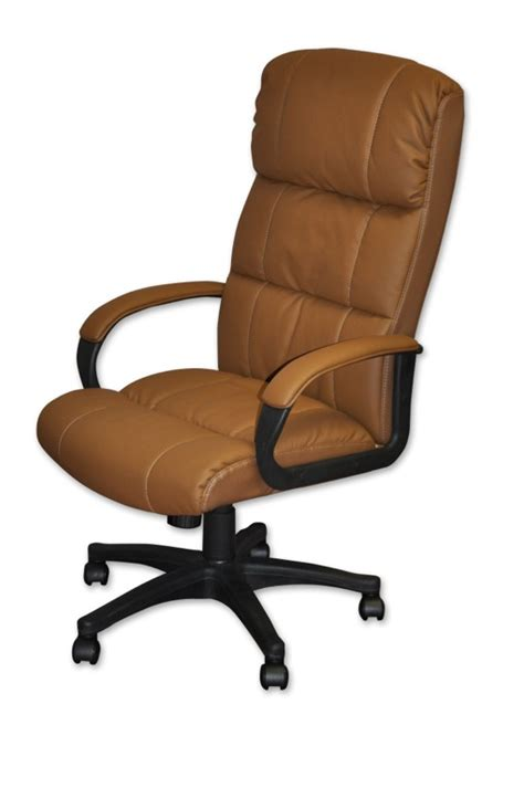 plush executive highback chair leather office chairs