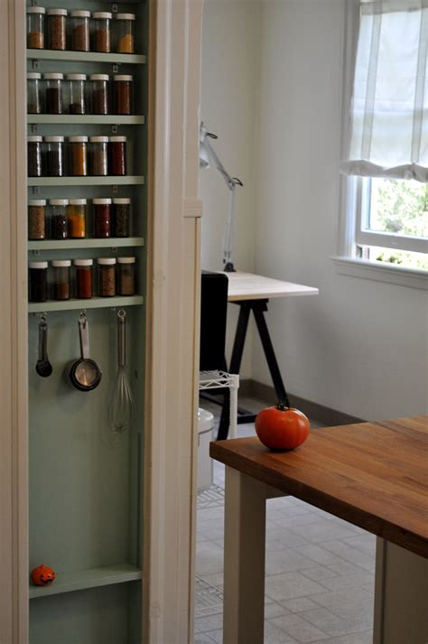 Built In Spice Rack by Built In Spice Rack Kitchen Ideas
