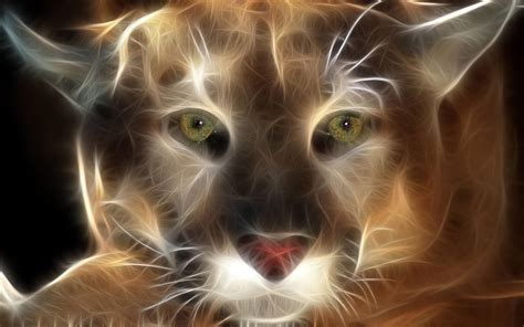 Cool 3d Animal Wallpapers - panther wallpapers best wallpapers