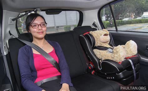 Malaysia Seat Belt Law Enforcement Amongst Lowest In Sea