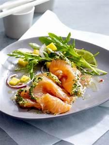 Salat Mit Geräuchertem Lachs : graved lachs asia style mit rucola mango salat recipe ~ Orissabook.com Haus und Dekorationen