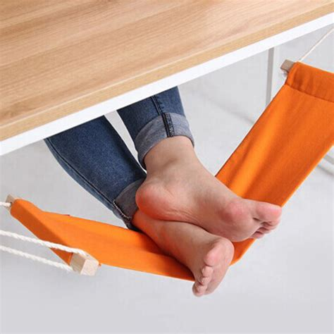 foot stand for desk 60 16cm office foot rest stand desk feet hammock easy to