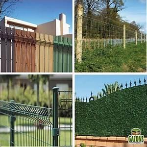 Cloture Et Jardin : cl ture de jardin produits et prix comparer avec le ~ Nature-et-papiers.com Idées de Décoration