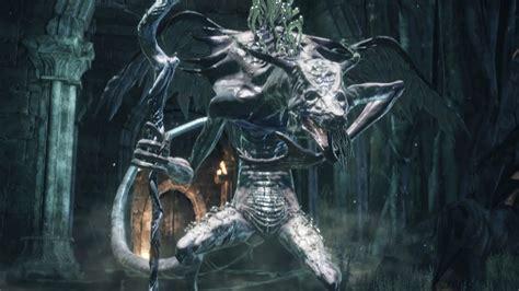 dark souls  oceiros  consumed king boss fight