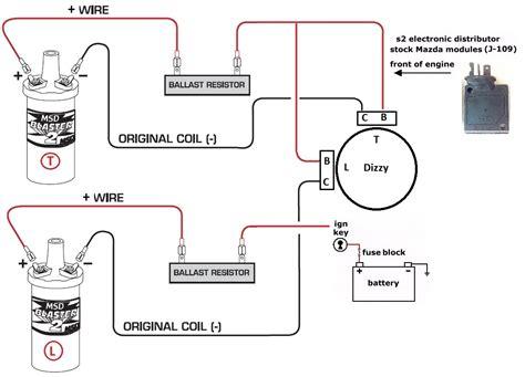 msd blaster  coil wiring diagram needed nopistons