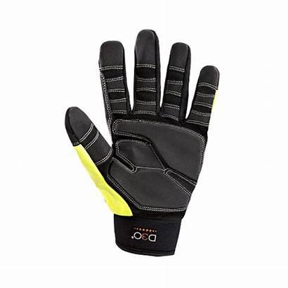 Gloves Anti Vibration D30 Coolcore Ok Pk