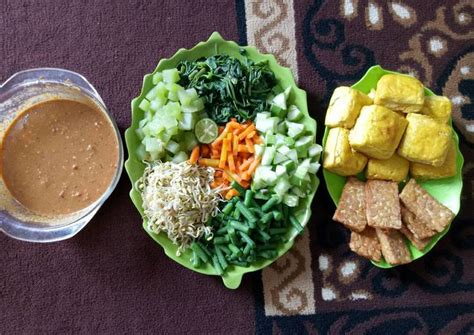 resep pecel sayur maknyus oleh dini ayu cookpad