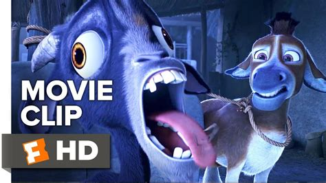 The Star Movie Clip - Barnyard Breakout (2017 ...