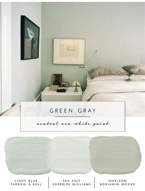 best green paint color for bedroom our guide to the best neutral paint colors that aren t 20334