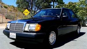 1990 Mercedes Benz 300e 94k Original Miles W124 Sedan 3 0l