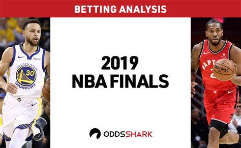 2019 NBA Finals Betting | Odds Shark
