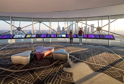tower observation deck dallas hours reinventing a classic reunion tower observation deck re