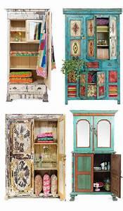 Wandgestaltung Vintage Look : shabby chic m bel und boho style ideen f r ihr zuhause ~ Lizthompson.info Haus und Dekorationen