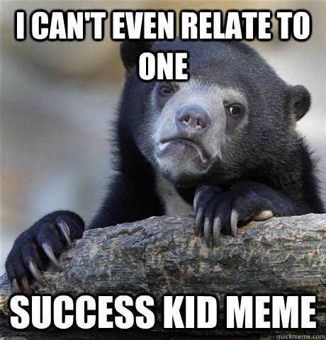 Confession Kid Meme - confession bear memes quickmeme