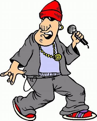 Rap Clipart Rapper Clip Star Rappers Singer