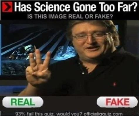 Gabe Newell Memes - half life 3 confirmed know your meme