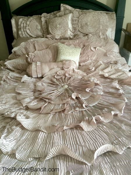 brylanehome  piece romance bedding set review living