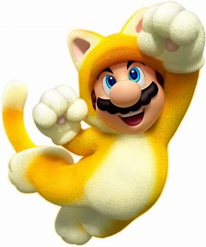 Mario Cat Super 3d Wiki Artwork