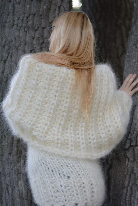 mohair sweater order knitted mohair sweater fuzzy mohair pullover chunky