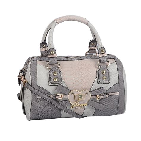 accroche sac a pas cher sac a guess multicolore montres guess