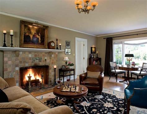 Small Living Room Ideas With Fireplace by 20 Beautiful Wood Burning Fireplace Designs