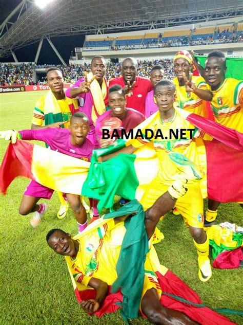 coupe du monde   le mali en quart de finale