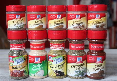 McCormick Spices Generation Fresh