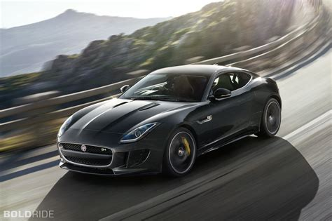 Jaguar F-type Coupé Hd Wallpapers