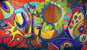 Mosaik Basteln Ideen : mosaik basteln prachtvolle kunstwerke schaffen ~ Lizthompson.info Haus und Dekorationen