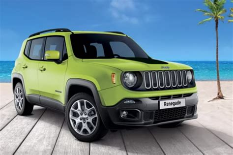 beach jeep accessories jeep renegade south beach edition une série spéciale qui