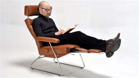 adele leather adjustable reclining chair zuri furniture