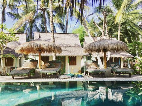 De 15 Beste Bungalows En Hotels Op De Gili-eilanden