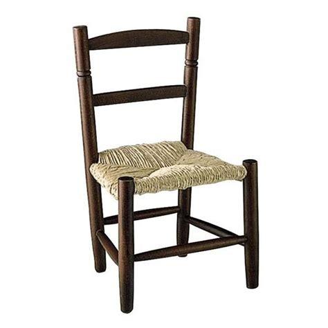 chaise bois et paille chaise enfant bois paille la vannerie d 39 aujourd 39 hui