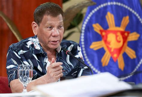 Duterte says he can be held responsible for drug killings ...