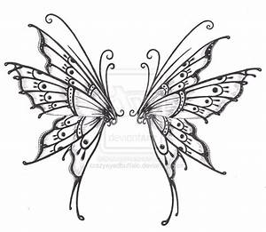 Tattoos on Pinterest | Butterfly Tattoos, Fairy Wings and ...