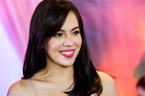 julia montes fiance julia montes explains why she left star magic