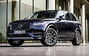Volvo XC90 Momentum (2015) Wallpapers and HD Images - Car