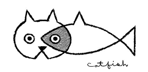 drawings  catfish clipartsco