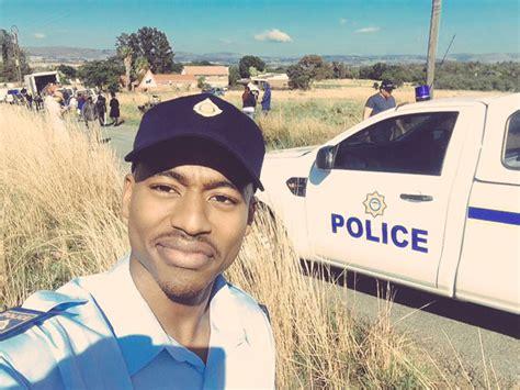 Meet Police Officer Bae