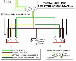 1994 Toyota Truck Tail Light Wiring Diagram