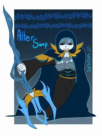 Undertale Alterswap Child Sans Killer Dirty Comic