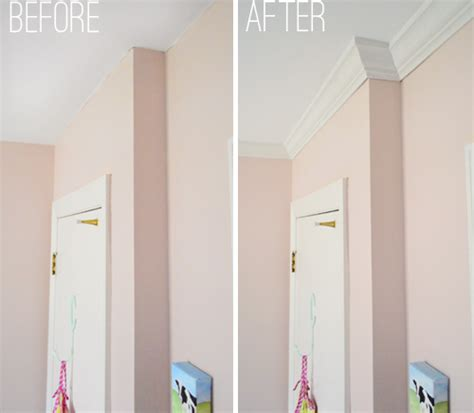 how to install crown molding yourself house