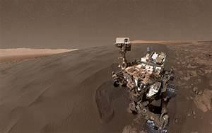 Wallpaper Curiosity Rover, selfie, mars, duna, Space #8716
