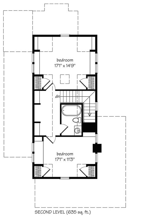 Cottage Homes Floor Plans by Sugarberry Cottage Moser Design Southern Living