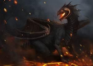Racial Wars: Black Dragon by telthona on DeviantArt